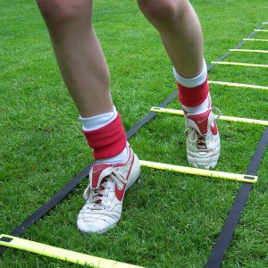 Child Agility Ladder